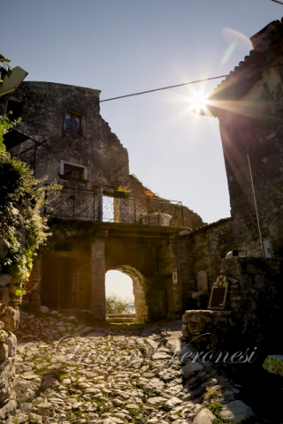 Campo (di Brenzone), Gardasee, Italien